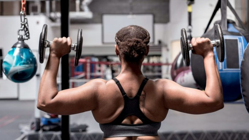 No muscle building – others build muscle, just you don't?